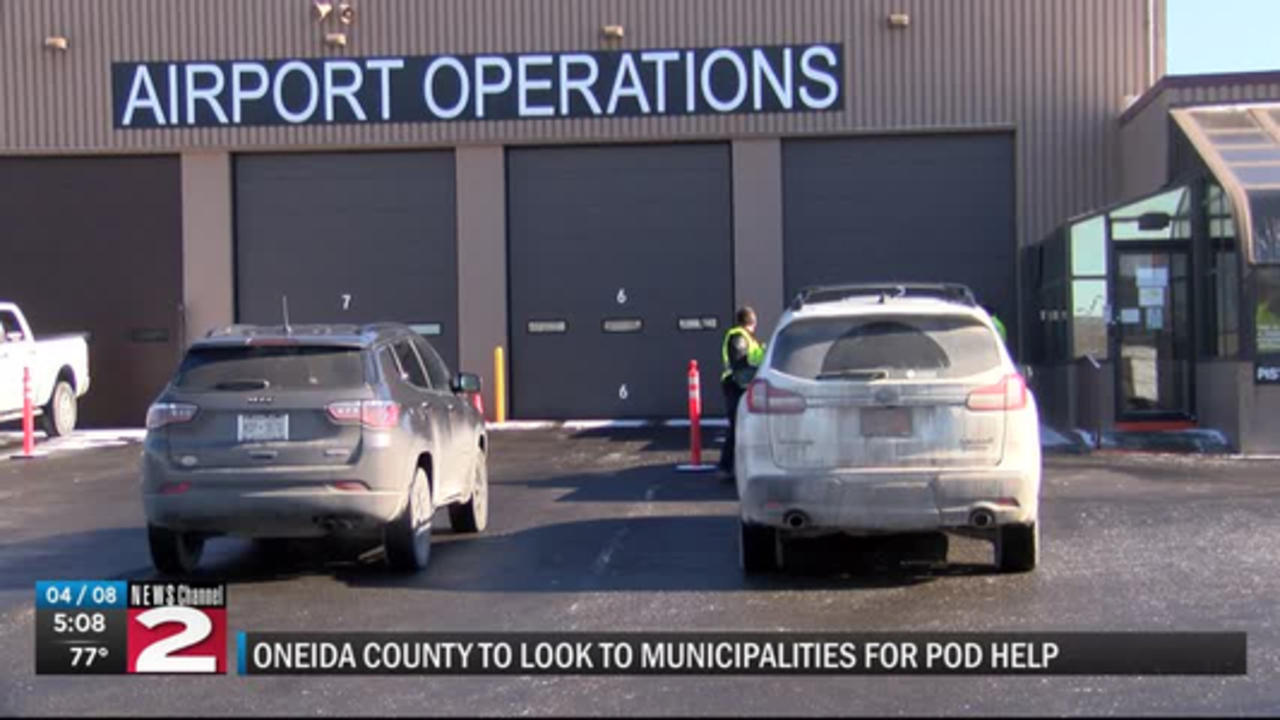 Oneida County looking for help with vaccine clinics