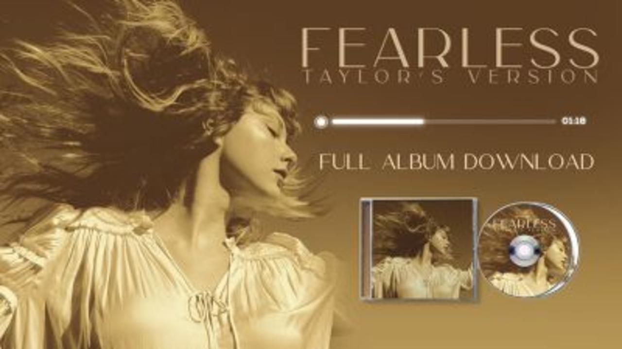 Taylor Swift Drops 'Fearless (Taylor's Version)'