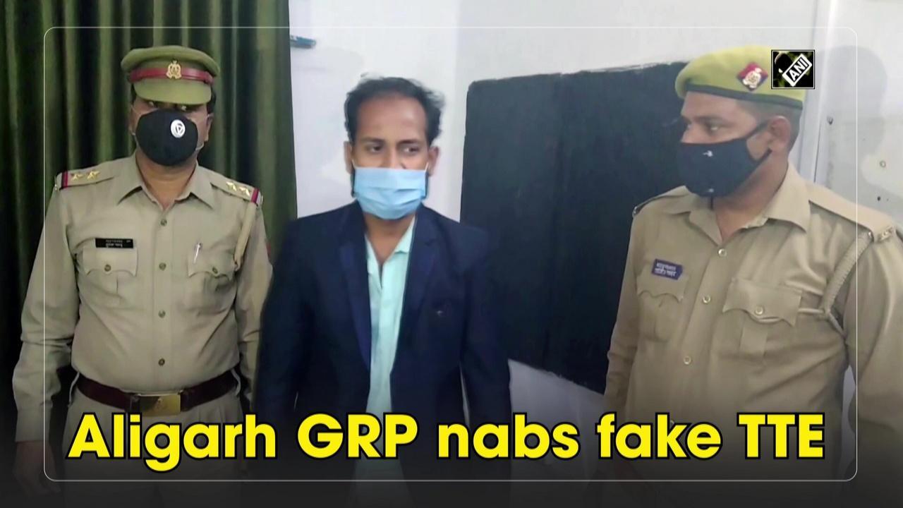 Aligarh GRP nabs fake TTE