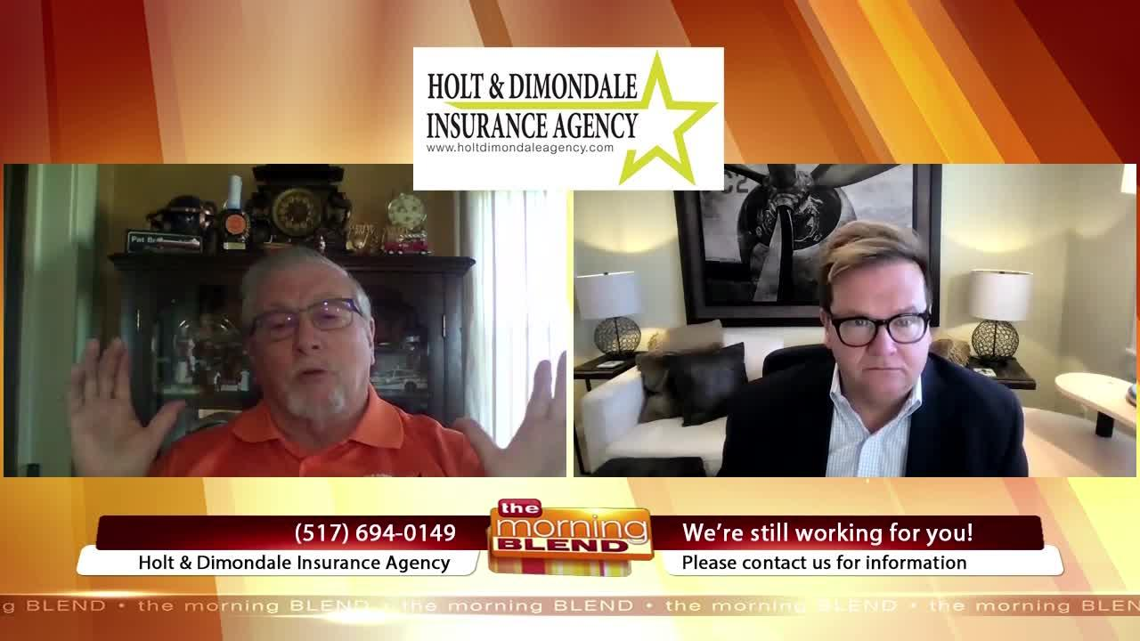 Holt & Dimondale Insurance Agency - 4/9/21