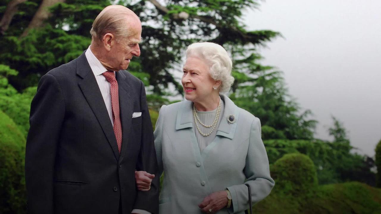 UK leaders pay tribute to Duke of Edinburgh