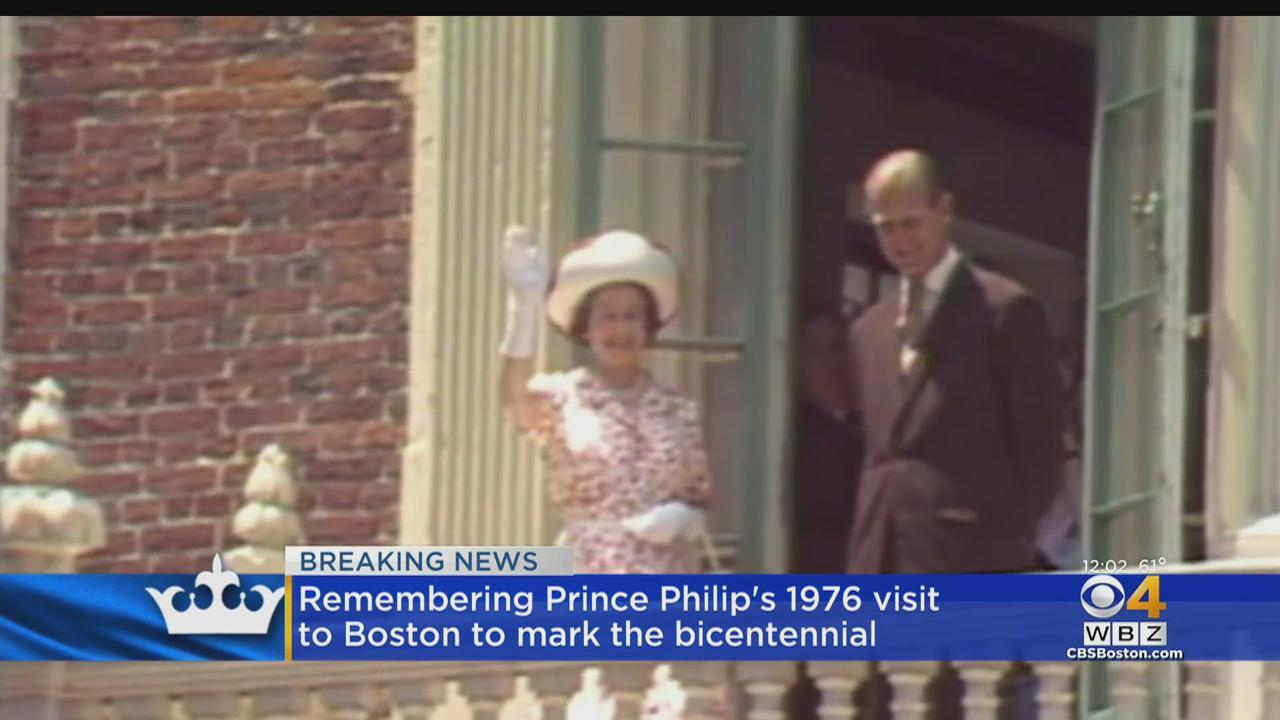 Prince Philip And Queen Elizabeth II Had A Memorable Trip To Boston In July 1976
