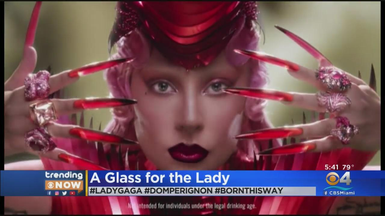 TRENDING: A Glass Fit For A Lady