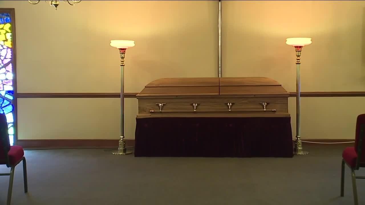 Portage County family hopes to take advantage of FEMA COVID-19 funeral assistance program
