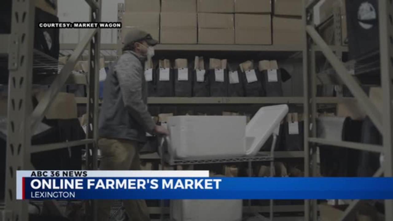 Online farmers market 4.8.21