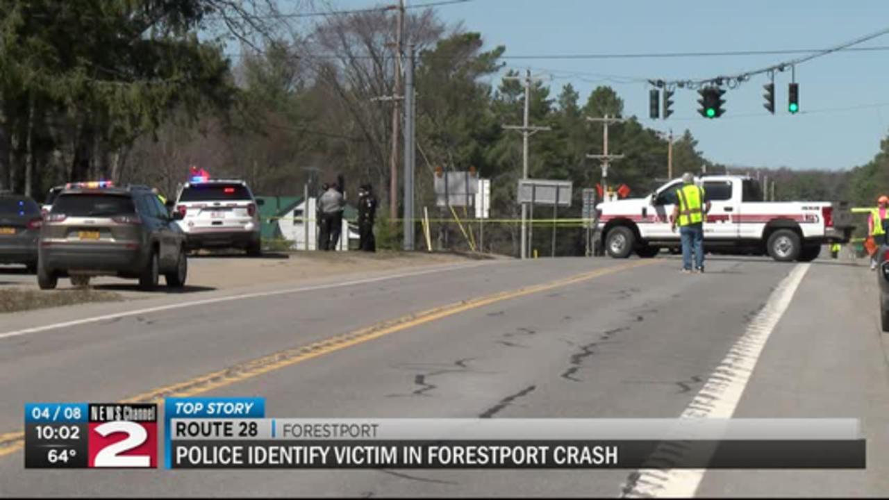 Police Identify victim of Forestport Crash