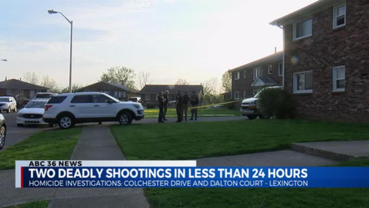 Lexington Homicides
