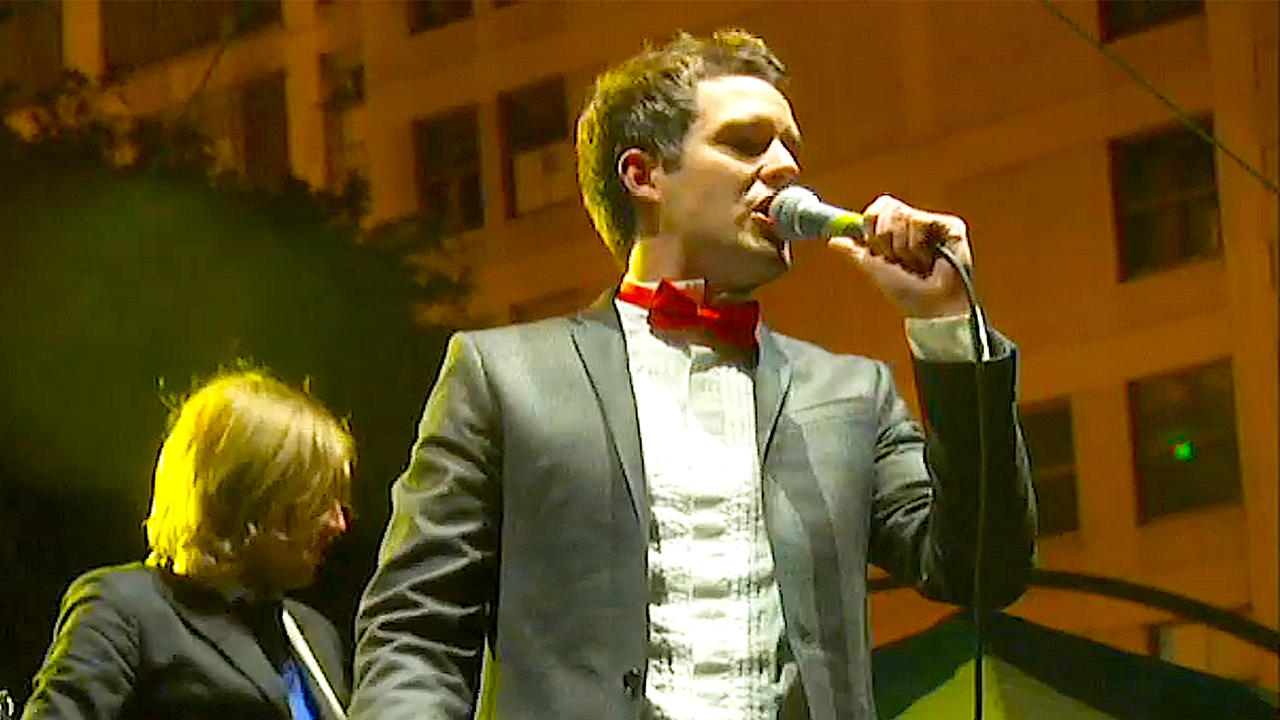 The Killers Downtown Los Angeles New Year's Eve Celebration 12/31/04 | Giant Club Tapes