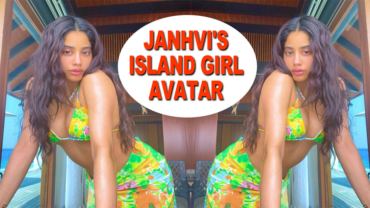 Janhvi Kapoor returns to bay in style post fun filled vacation in Maldives