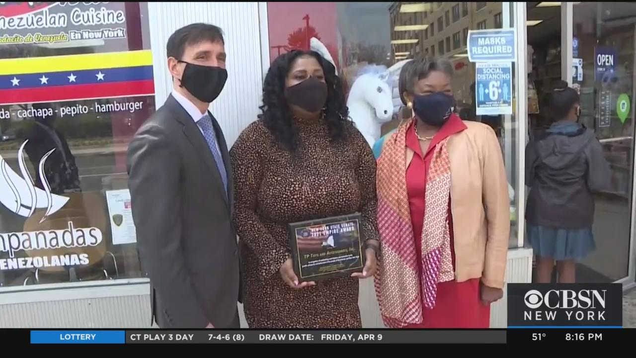 New Rochelle Store Owner Commended For Providing Toys To Children During Pandemic Despite Struggling Business