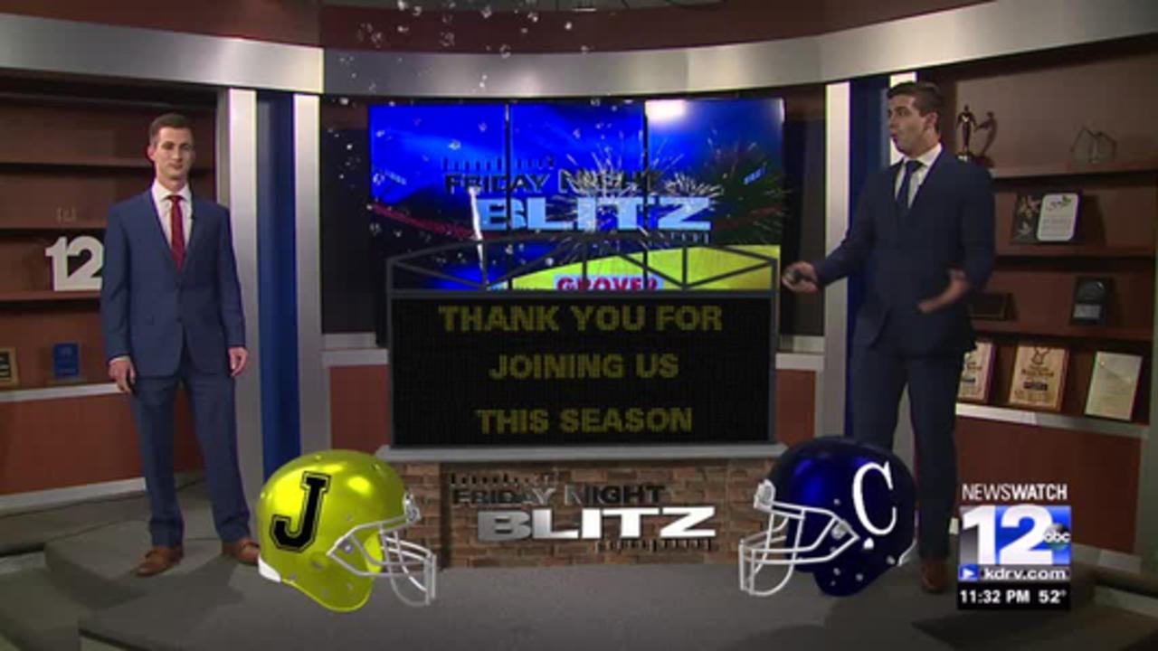 Friday Night Blitz: Spring Culminating Week - part 3