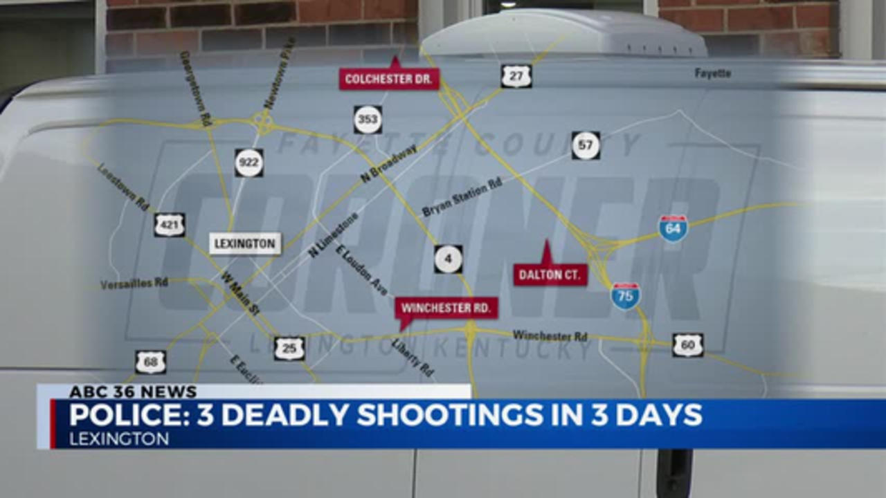6:30pm 3 Deadly Shootings in 3 Days 04.10.2021