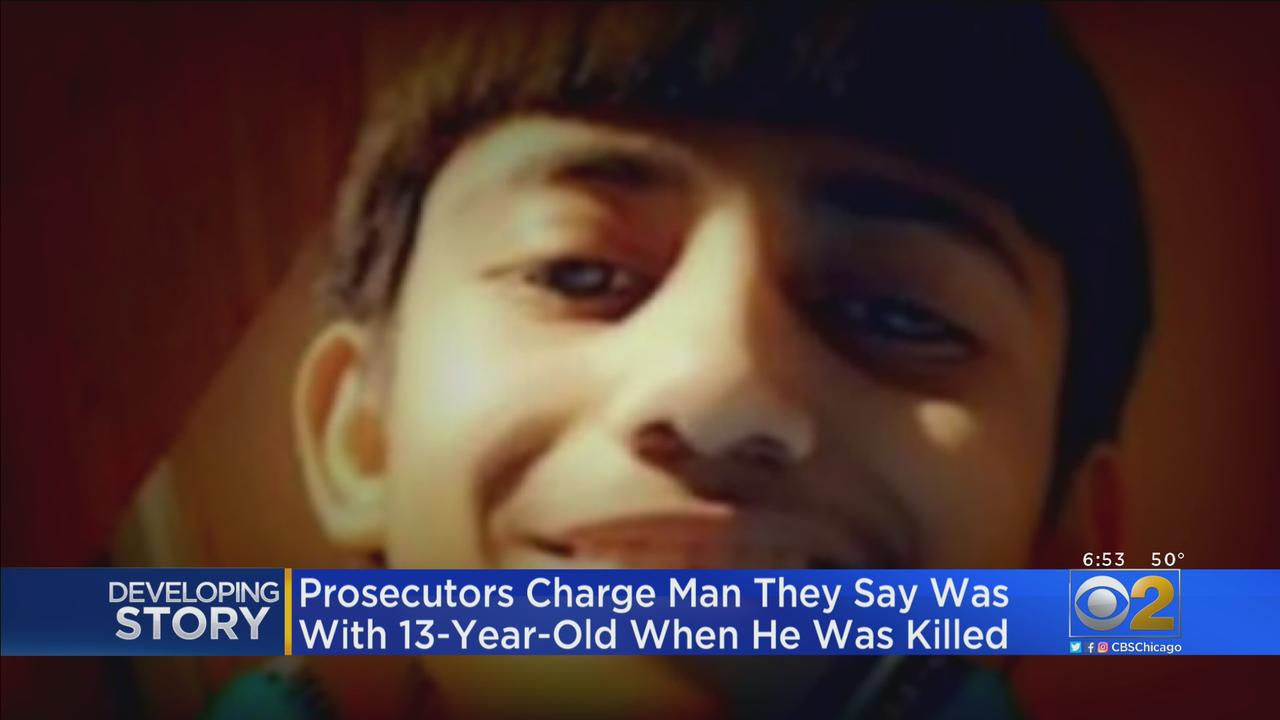 Prosecutors Charge Man They Say Was With 13-Year-Old Adam Toledo When He Was Killed By Police