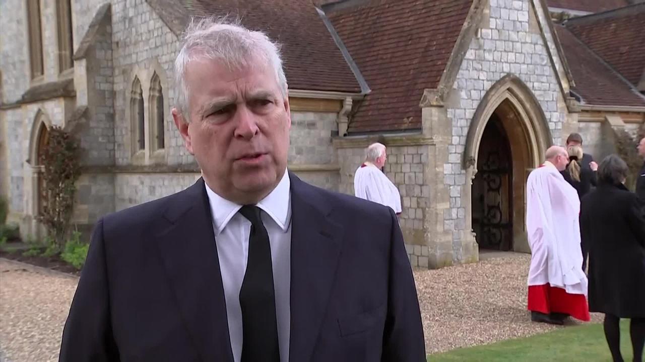 Queen left with 'huge void' in her life after Philip's death – Andrew