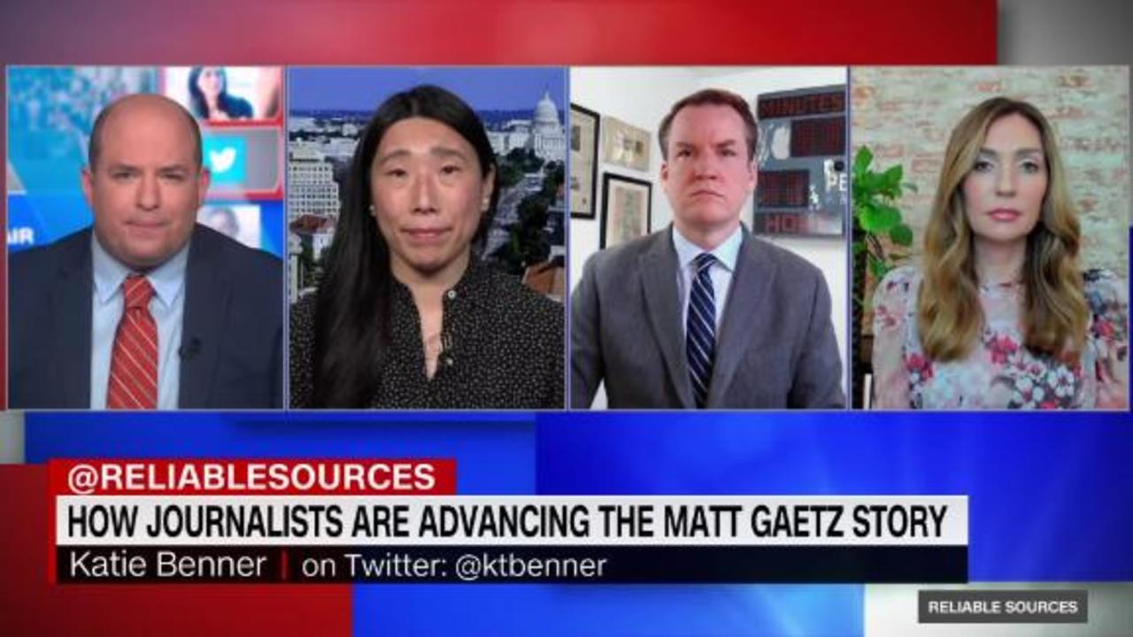 How journalists are advancing the Matt Gaetz scandal