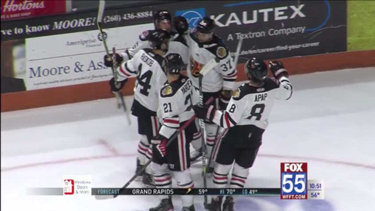 Fuel Avenge Friday Loss to Komets with Win in Fort Wayne on Saturday