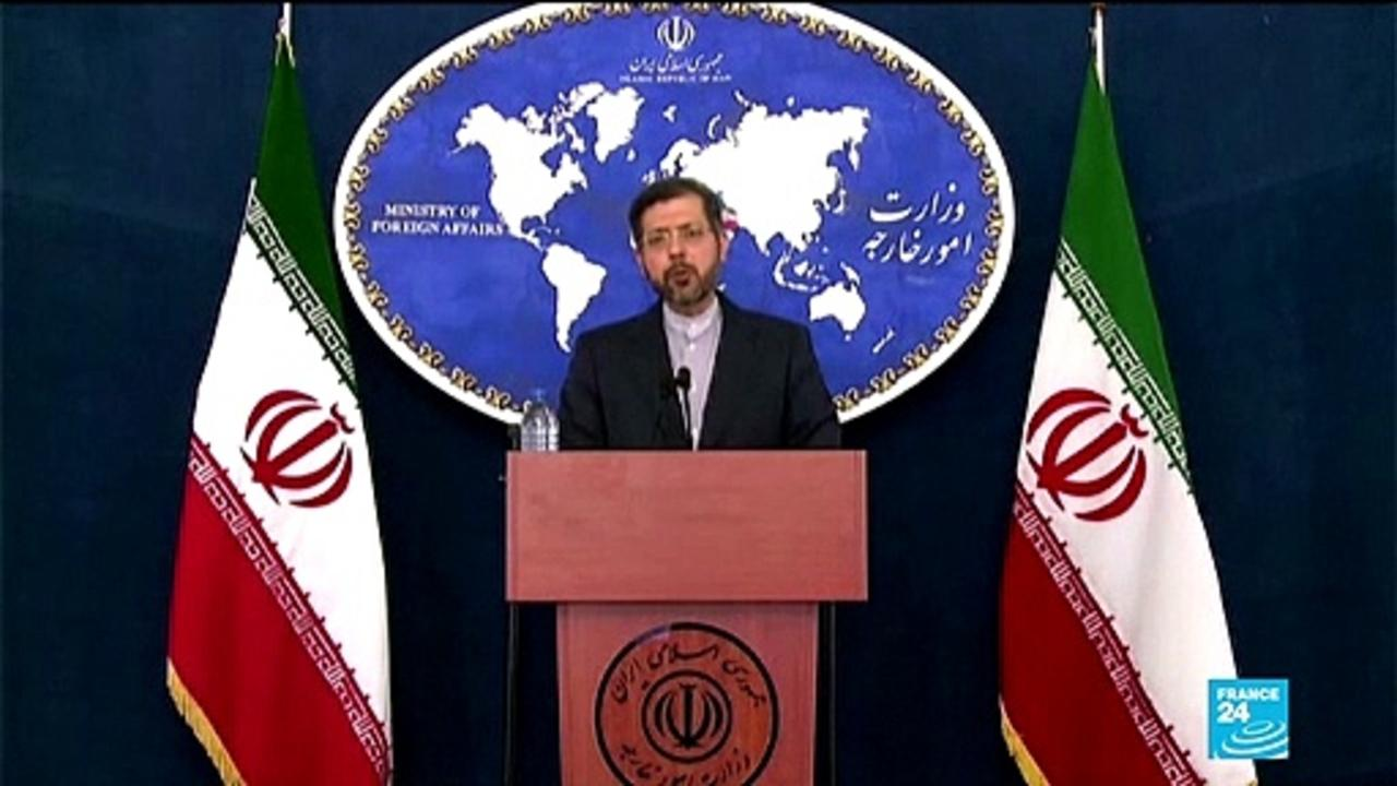 Iran says Natanz nuclear site hit by terrorism