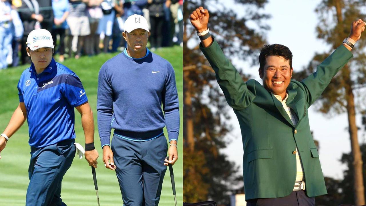 Hideki Matsuyama Becomes First Japanese Player to be Crowned Masters Champion