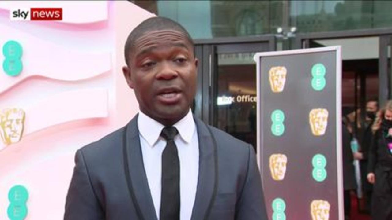 Diversity takes centre stage at BAFTAs