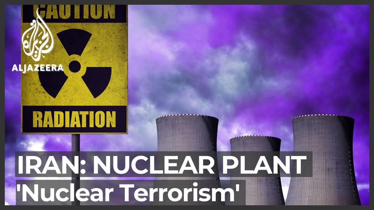 Iran calls blackout at Natanz atomic site 'nuclear terrorism'