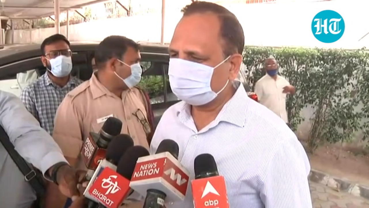 'Have asked Centre to scale up Covid beds in Delhi hospitals': Satyendar Jain