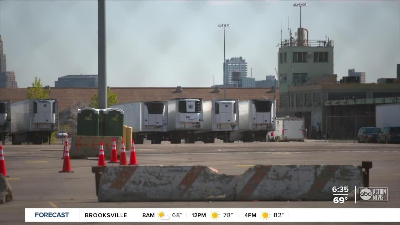 FEMA begins reimbursing for COVID-related funeral expenses