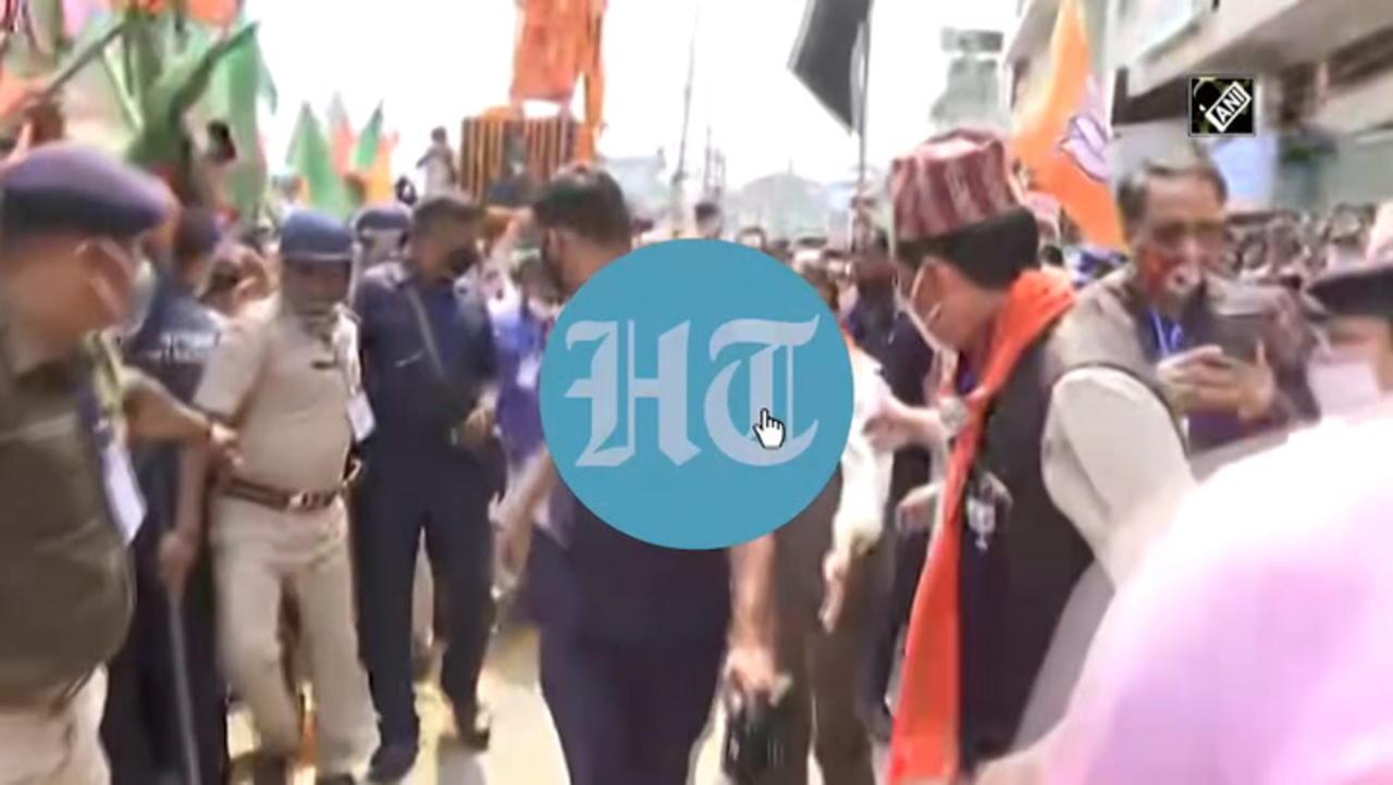 'NRC won't impact Gorkhas of India': Amit Shah accuses TMC of spreading lies
