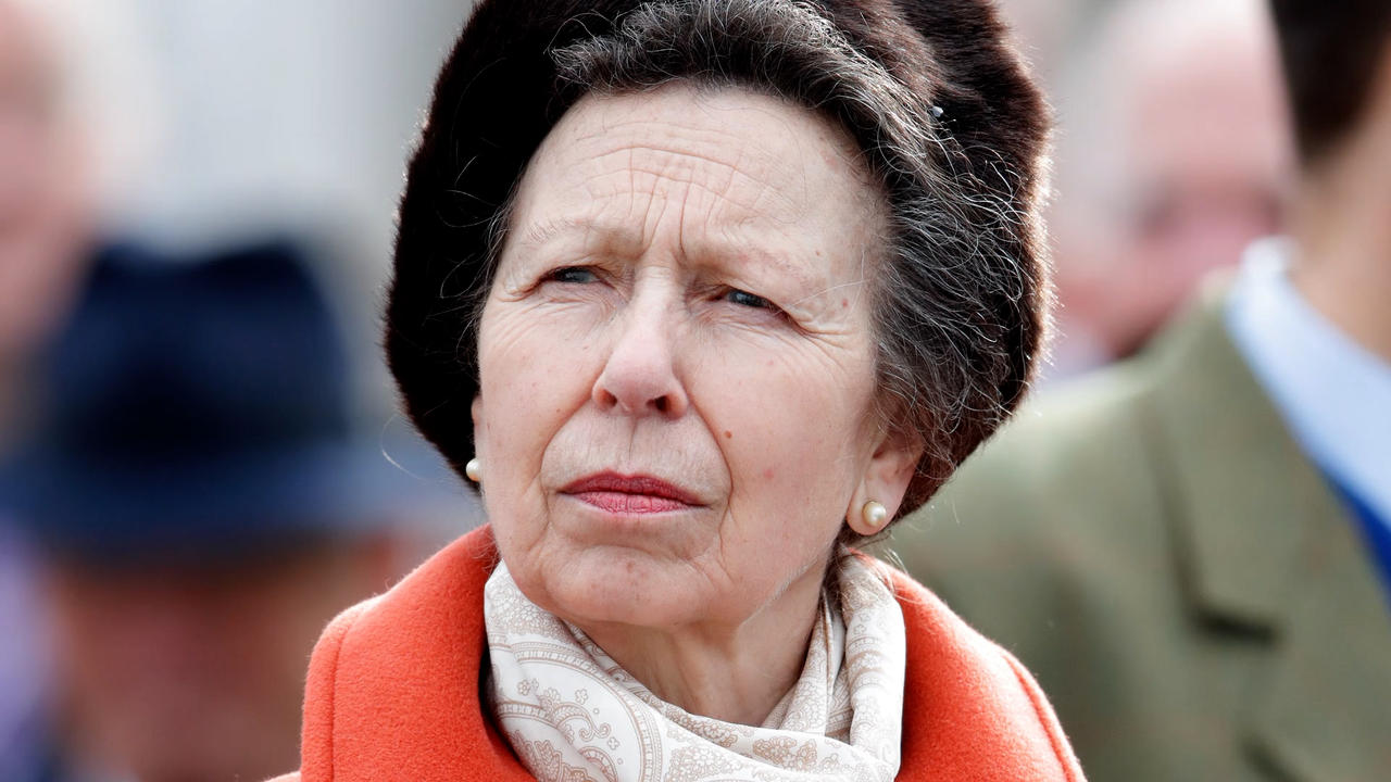 Princess Anne honours Prince Philip and his 'legacy which can inspire us all'