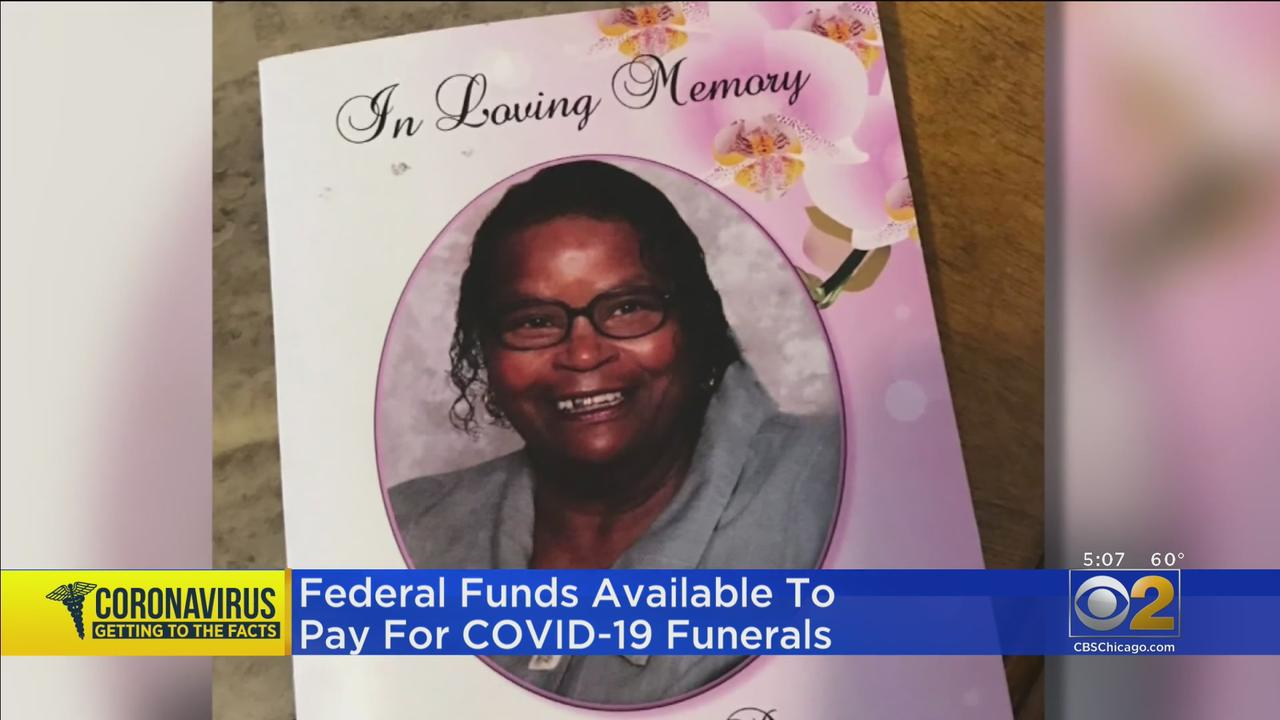 Federal Funds Available To Pay For COVID-19 Funerals