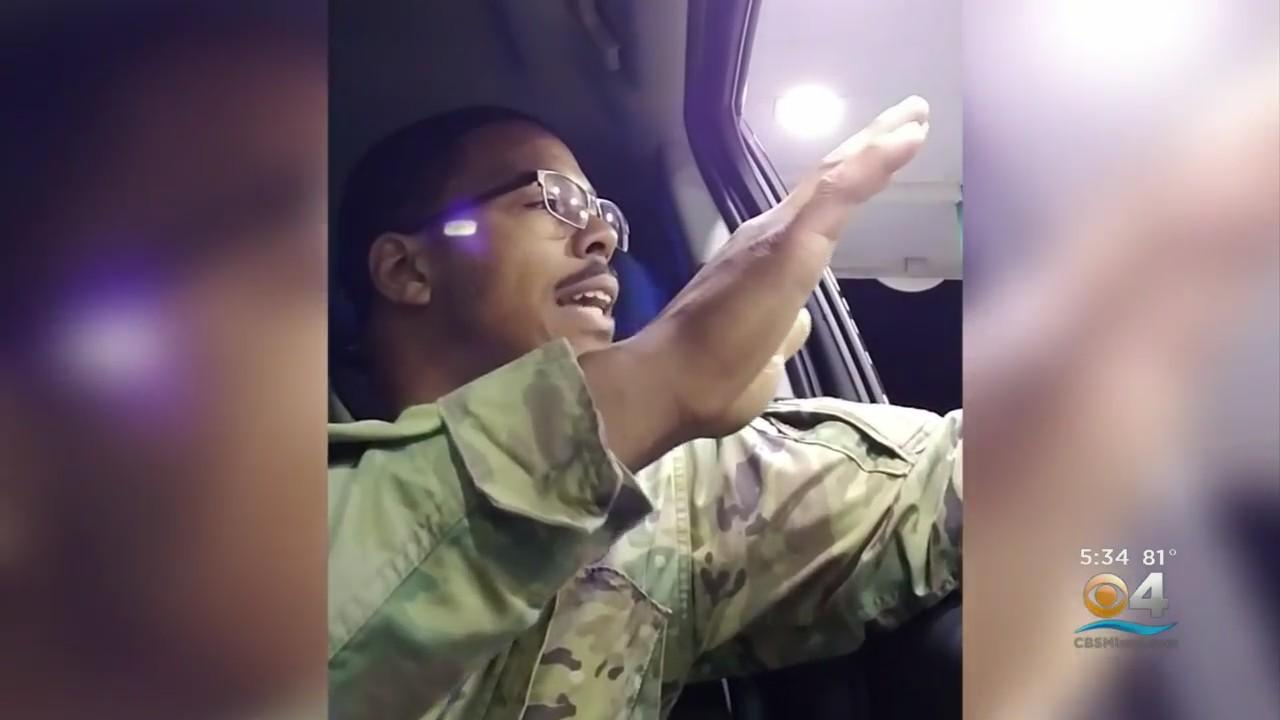 Virginia Police Officer Fired After Black Army Lieutenant Pepper-Sprayed, Handcuffed During Traffic Stop