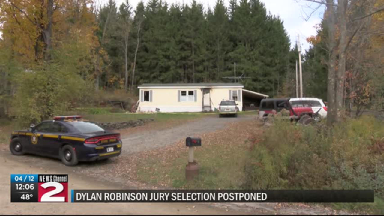 Jury selection postponed in murder case