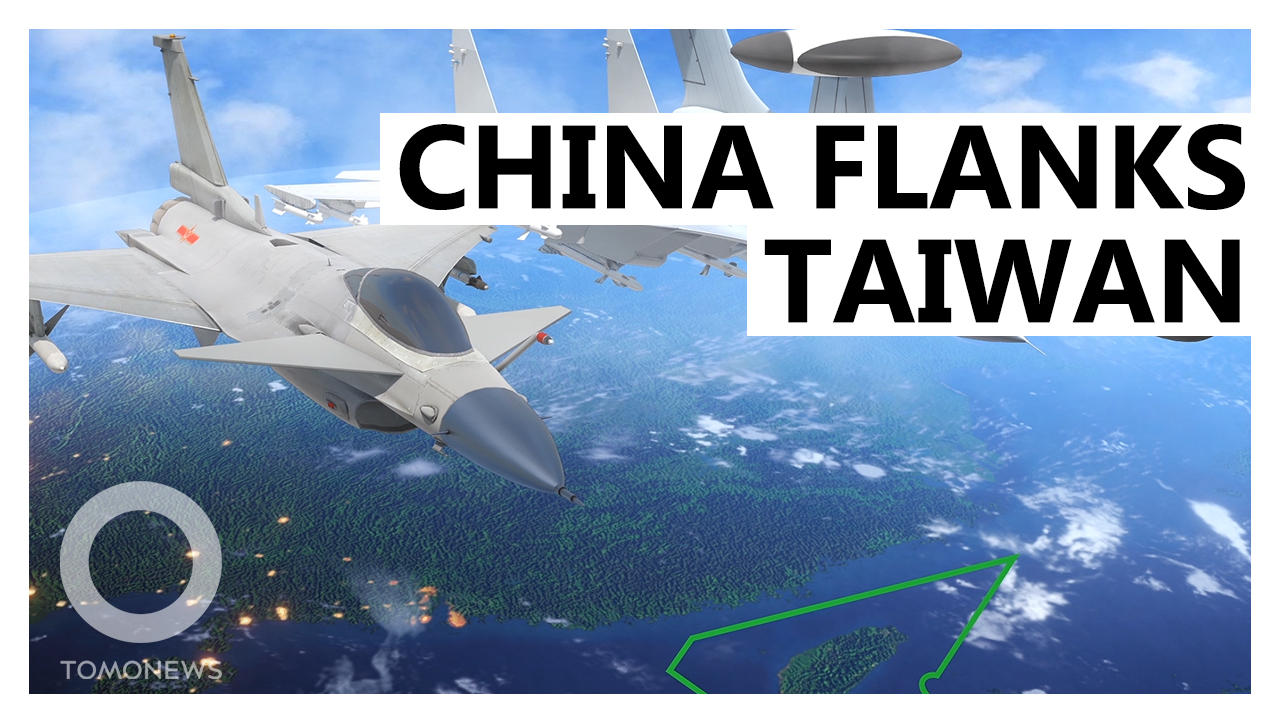 Chinese Enter Taiwanese Air Space for Fifth Consecutive Day