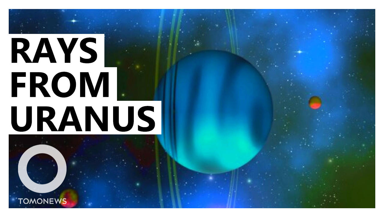Why are X-Rays Coming out of Uranus?
