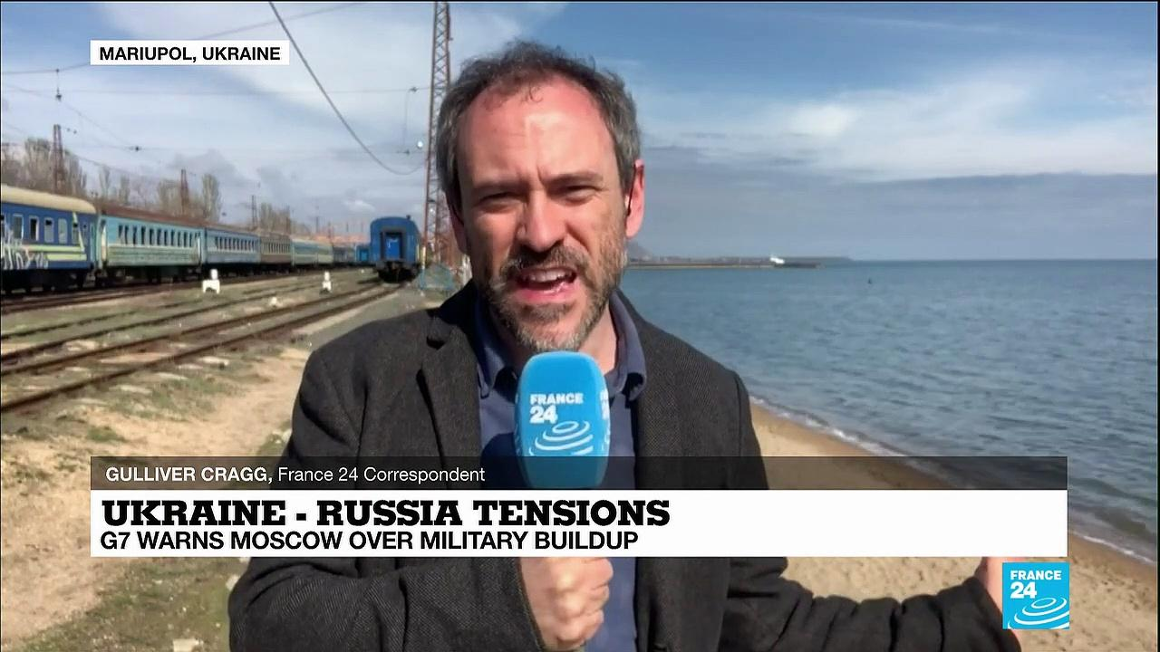 Russia-Ukraine border tension builds up as NATO, G7 warns Moscow over possible full-scale conflict
