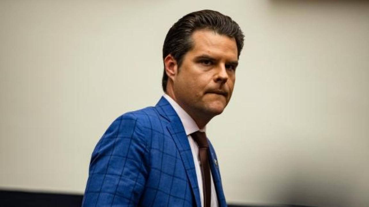 Sources say Gaetz was denied meeting with Trump