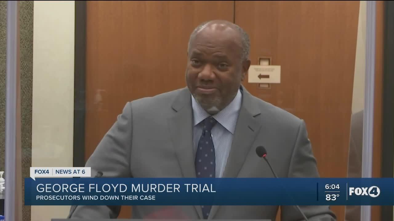 Chauvin trial: Judge won't sequester jury; Floyd's brother gets emotional on stand