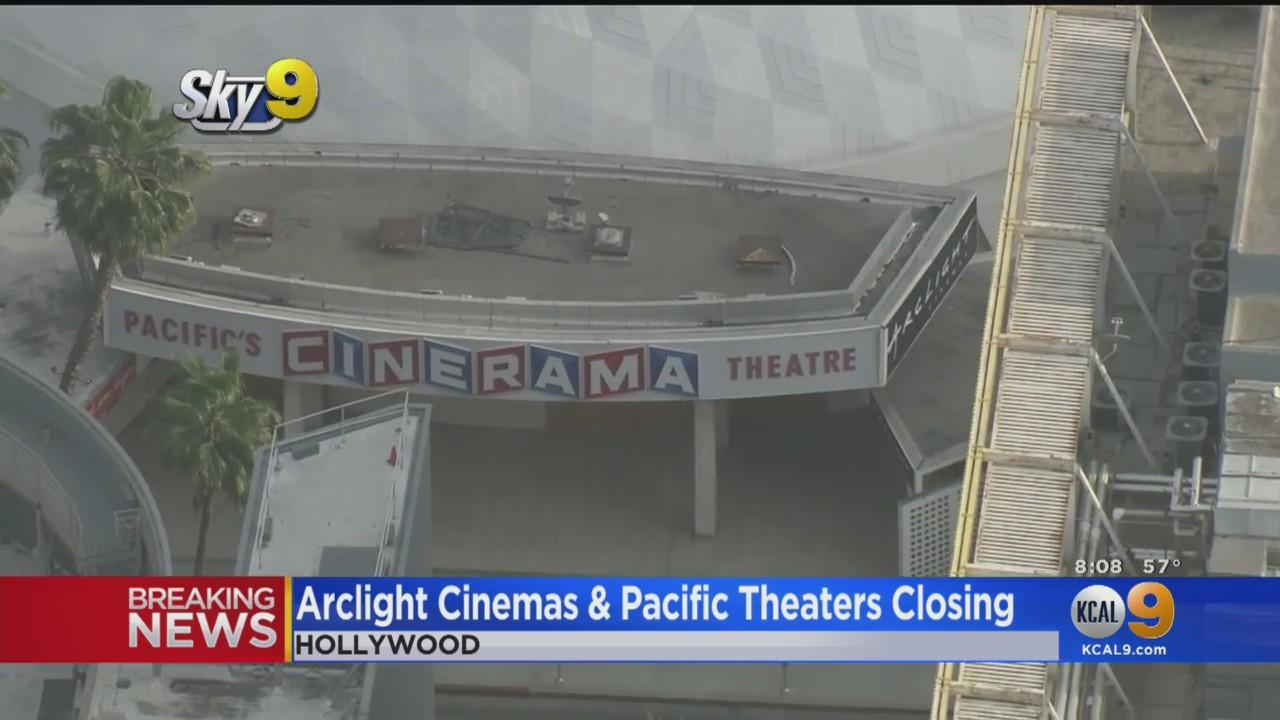 'It's Heartbreaking': ArcLight Cinemas, Pacific Theaters To Close Permanently Due To Pandemic Losses