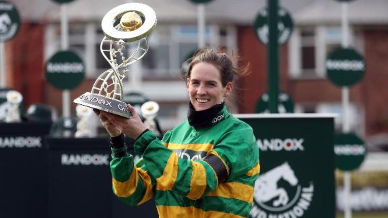 Rachel Blackmore: 'If you have the talent, you will be given the opportunity'