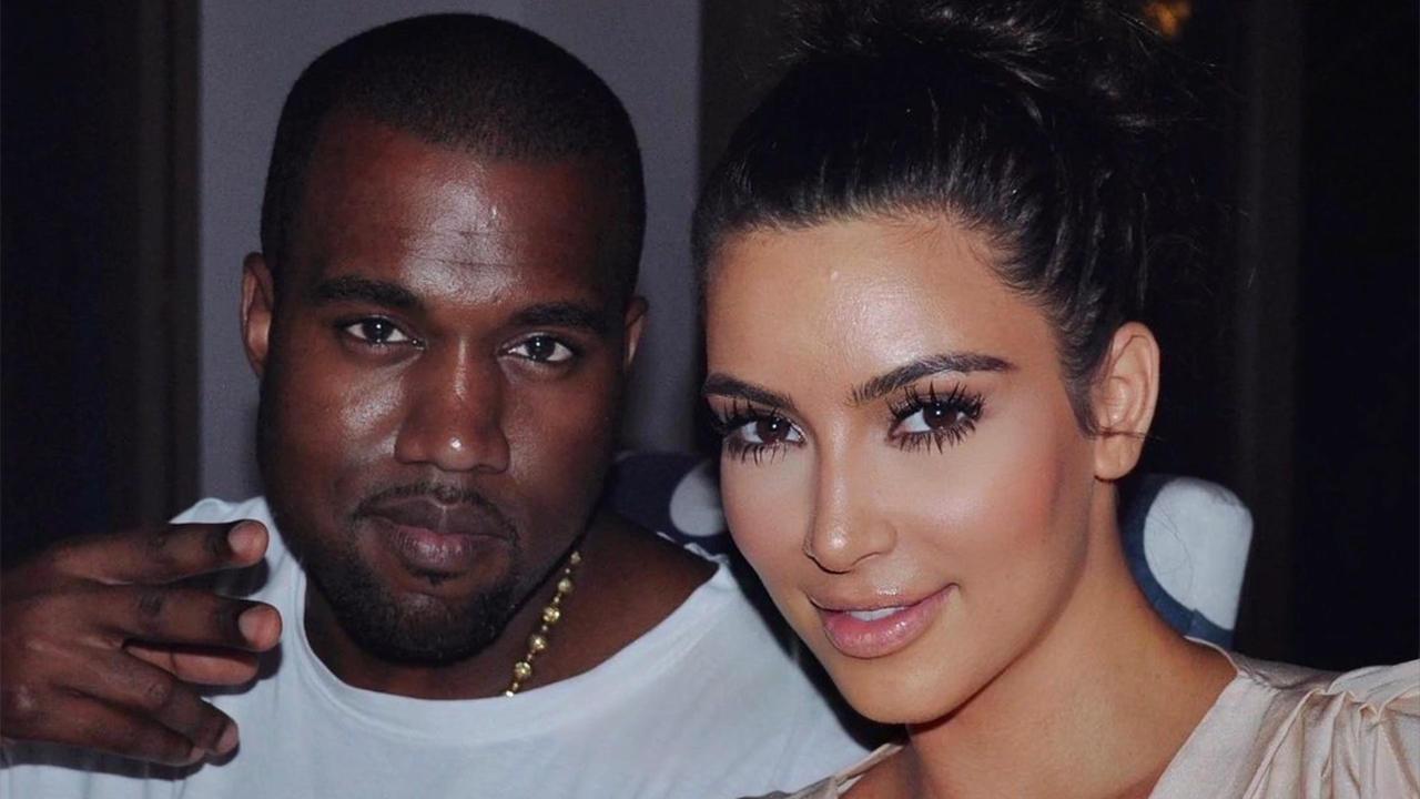 Kanye West responds to Kim Kardashian's divorce motion