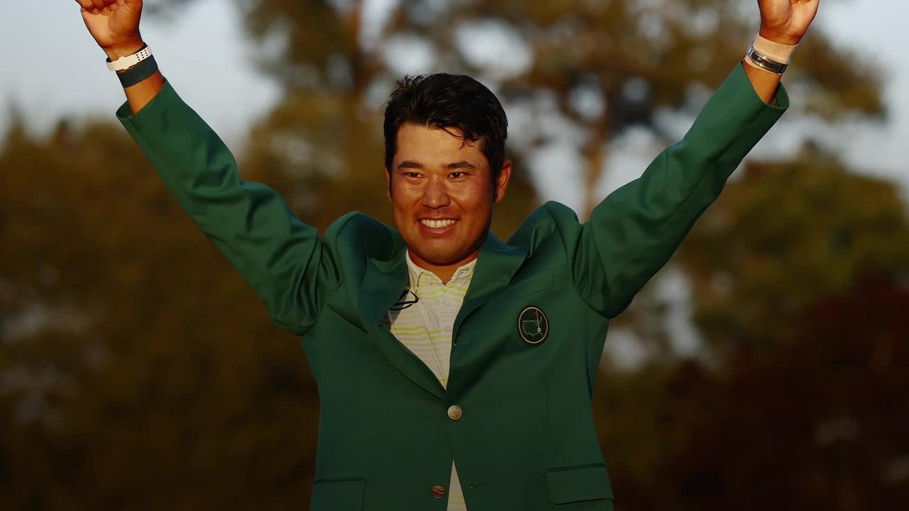 Hideki Matsuyama Becomes First Asian-Born Man to Win Masters