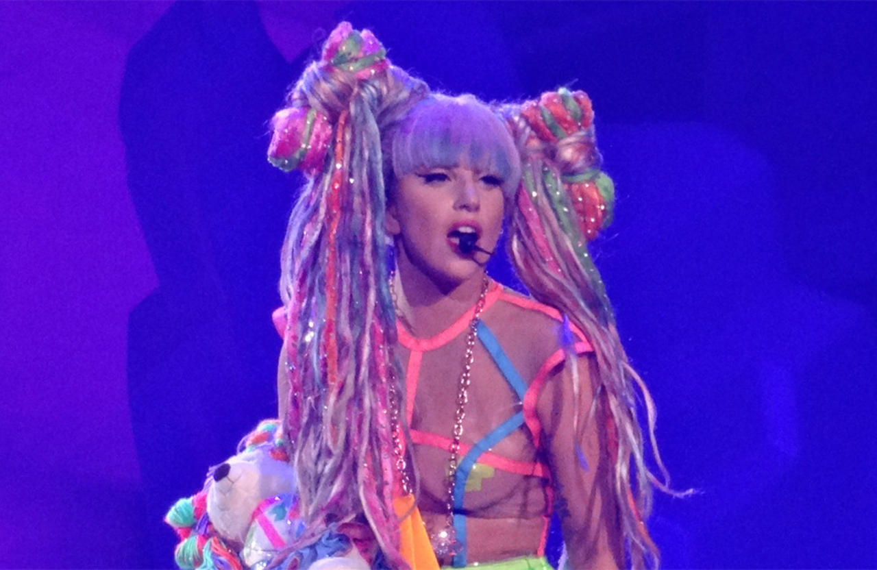 Lady Gaga reacts to Artpop Act II campaign and thanks fans for 'celebrating' the record