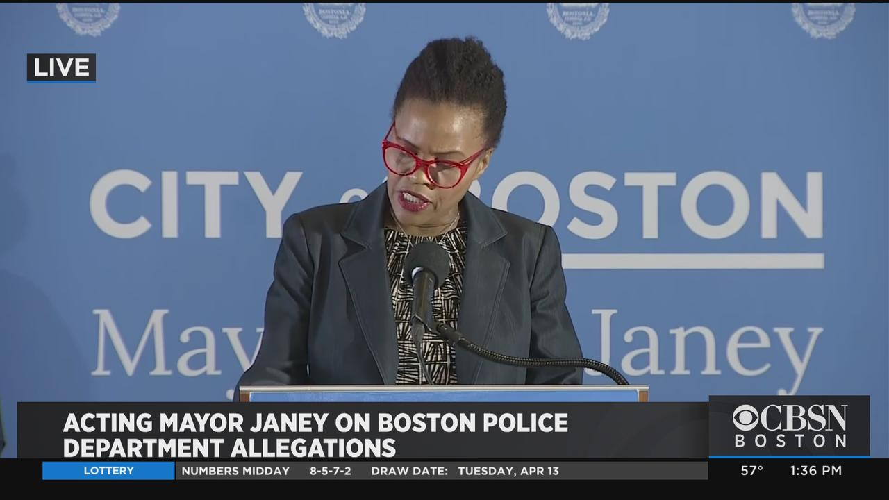 Acting Mayor Kim Janey Announces Leader For Boston Office Of Police Accountability And Transparency