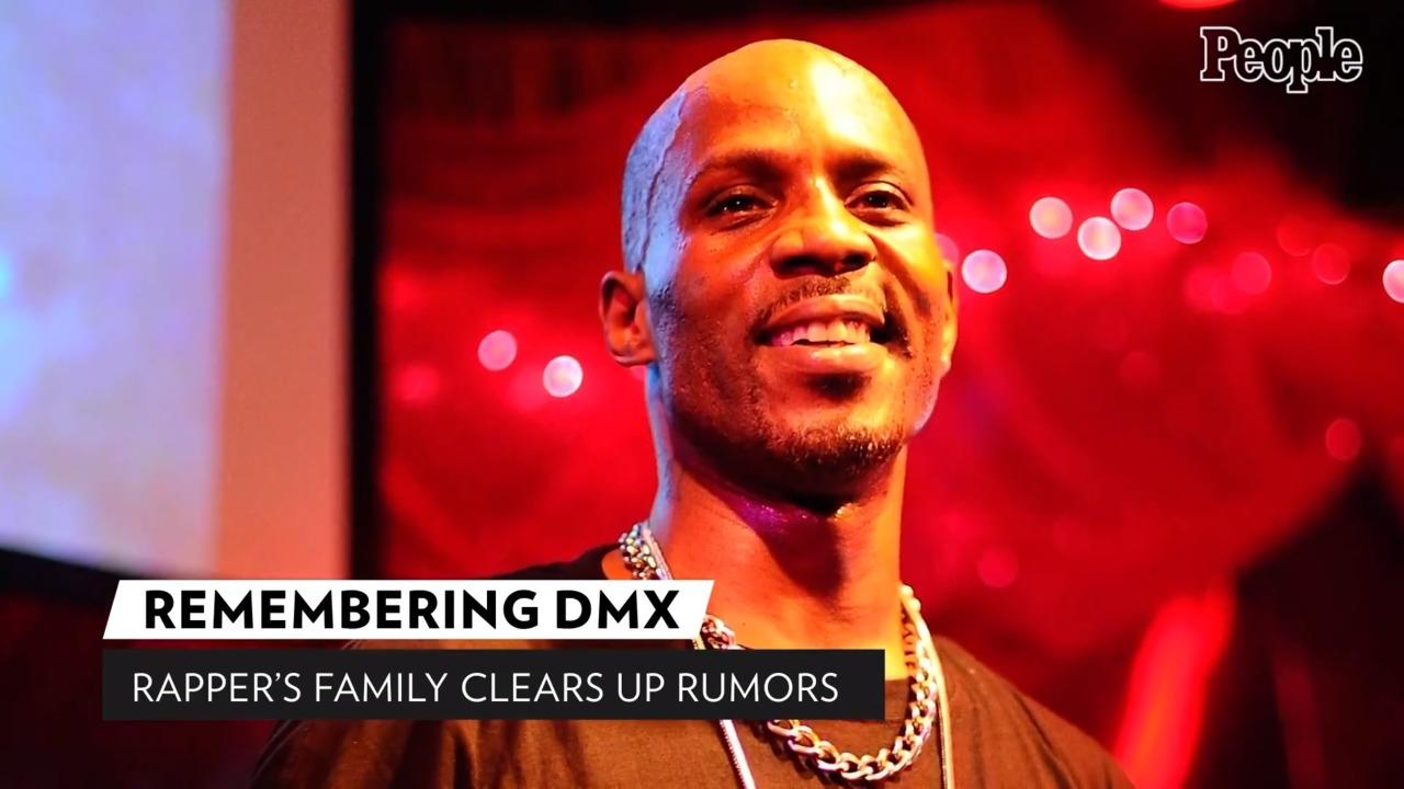 DMX's Family Releases Statement on 'Rumors' About His Memorial Service, Master Recordings
