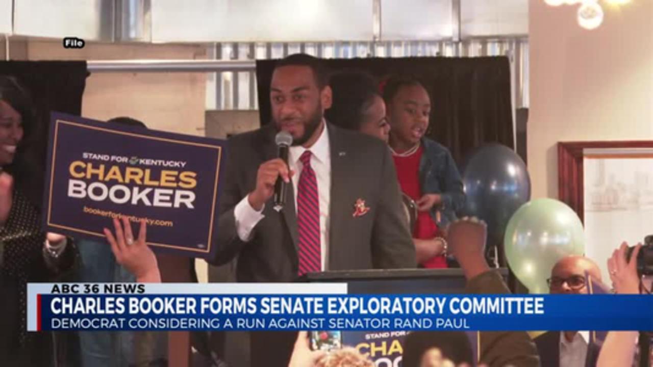 5pm Charles Booker Potential Senate Run 04.12.2021