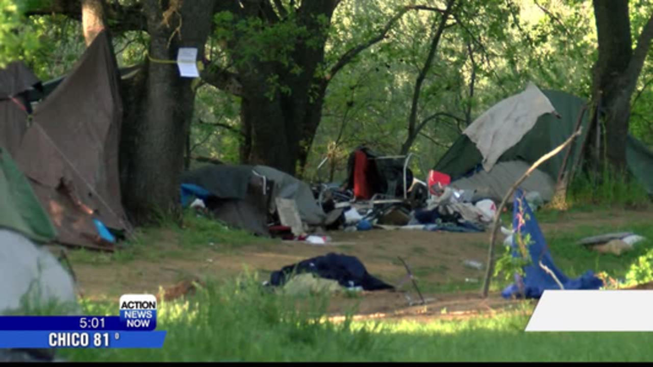 Federal Judge puts temporary halt to homeless evictions in Chico