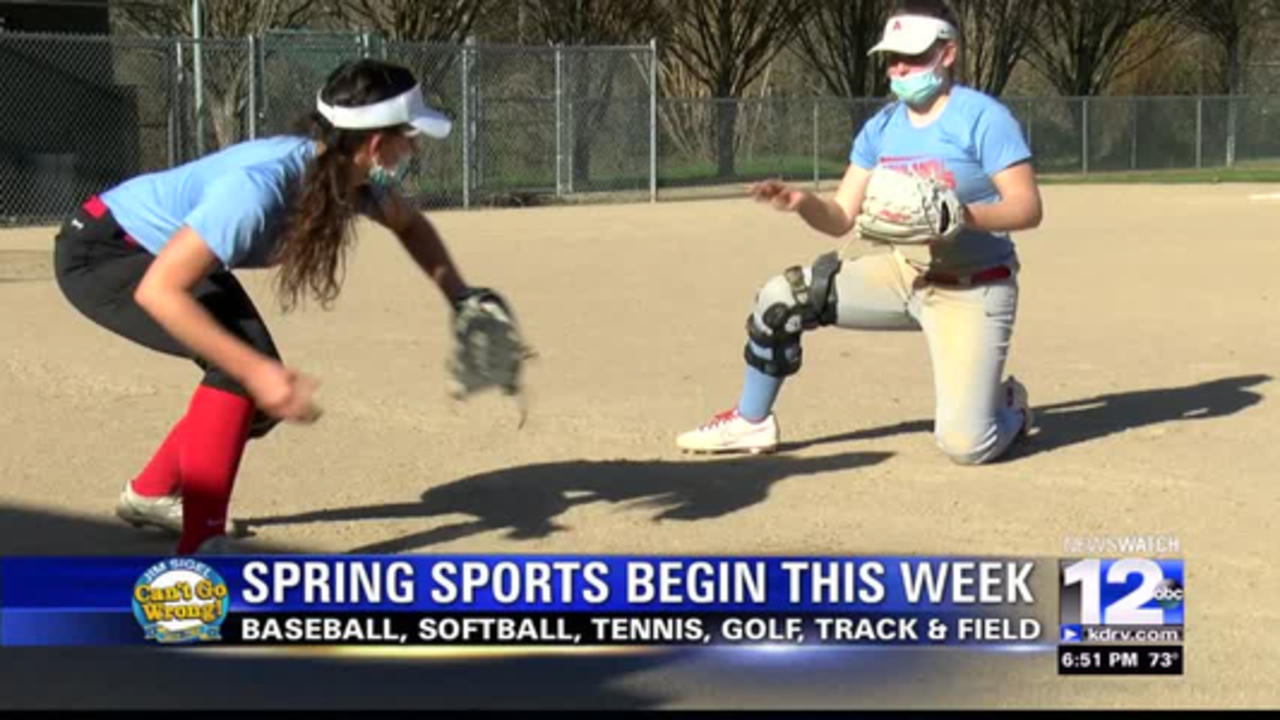 After nearly two years, high school spring sports are set to return