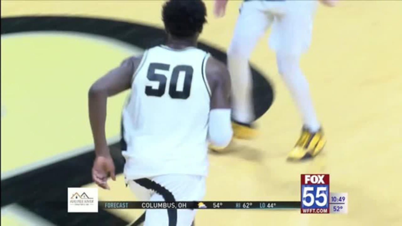 Purdue's Trevion Williams to test NBA Draft waters, will retain college eligibility