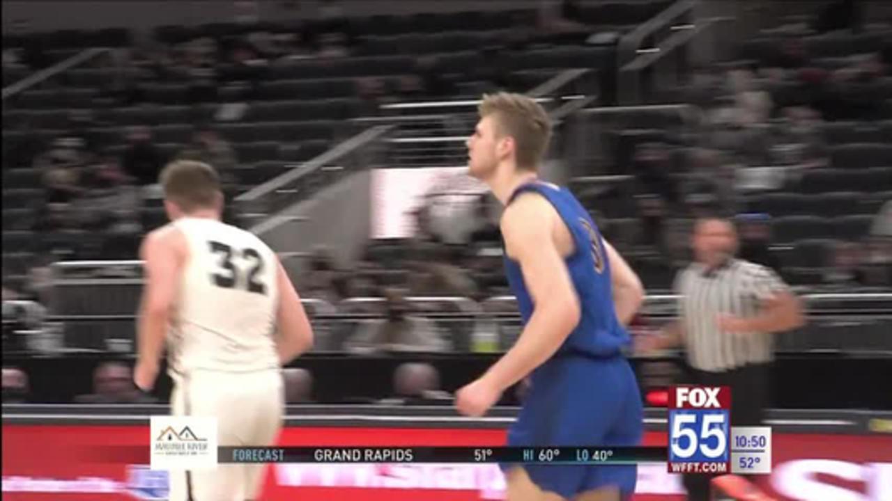 Caleb Furst named finalist for Mr. Basketball Award