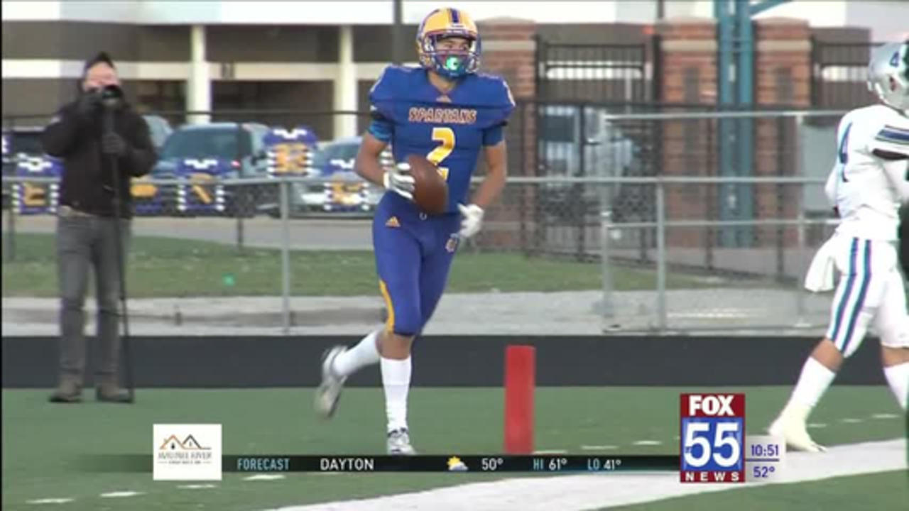 Homestead's Nate Anderson talks commitment to Western Michigan