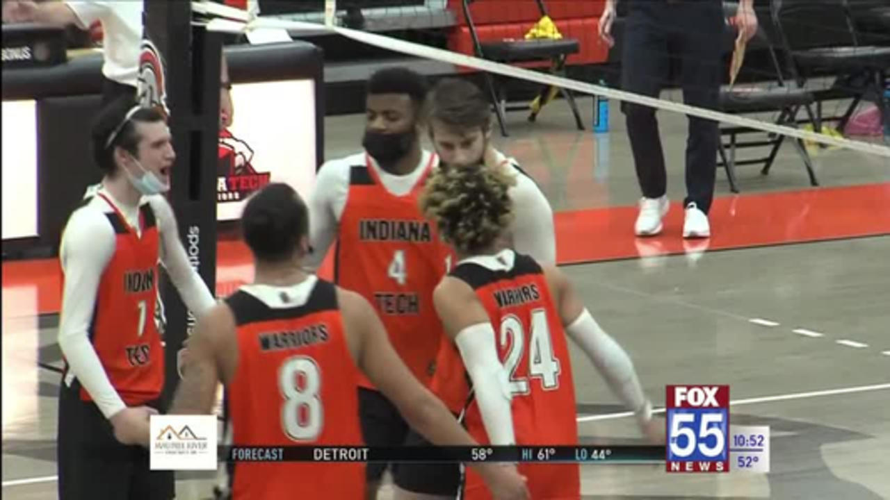 Indiana Tech receives at-large bid to NAIA Men's Volleyball Tournament